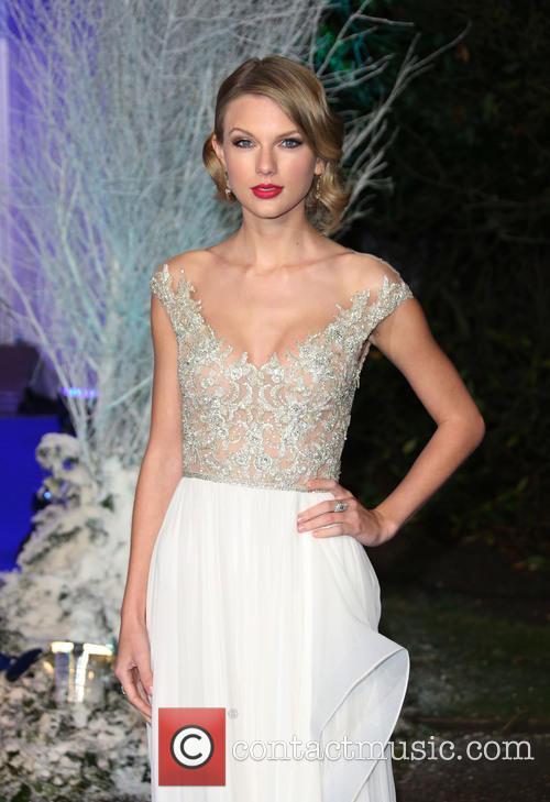 Taylor Swift, Kensington Palace