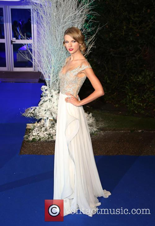 Winter Whites Gala dinner held at Kensington Palace