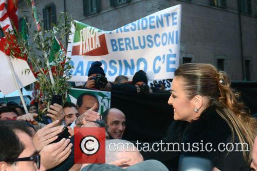 Silvio Berlusconi and Francesca Pascale 11