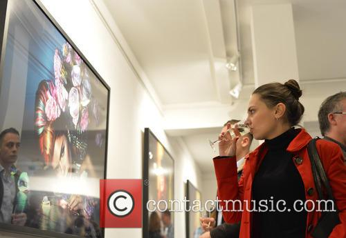 paloma faith hosts a private view 3973161