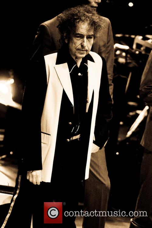 Bob Dylan live in concert