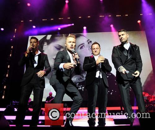 Keith Duffy, Ronan Keating, Mikey Graham and Shane Lynch 6