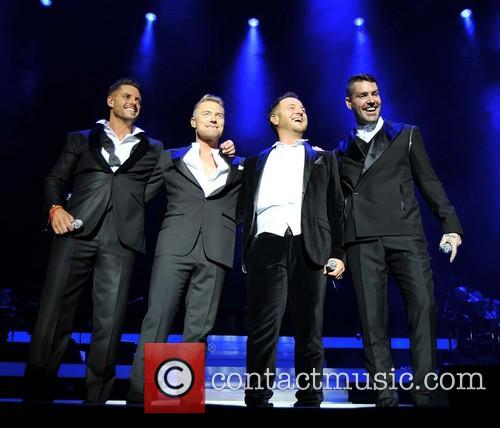 Keith Duffy, Ronan Keating, Mikey Graham and Shane Lynch 7
