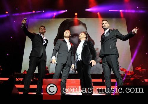 Keith Duffy, Ronan Keating, Mikey Graham and Shane Lynch 1