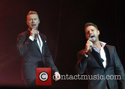 Ronan Keating and Keith Duffy 4