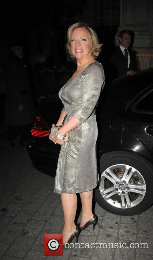 deborah meaden celebrities enjoying a nightout in 3974238