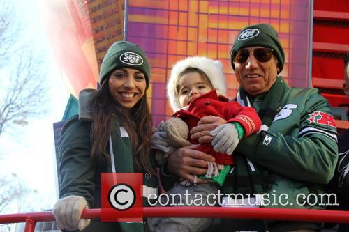 Joe Namath, Daughter and Granddaughter 3