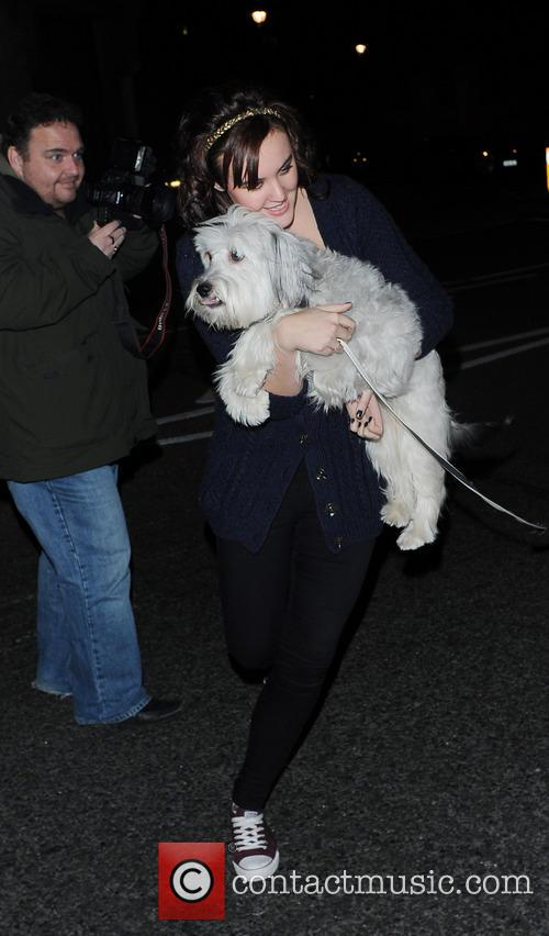 Ashley and Pudsey 2