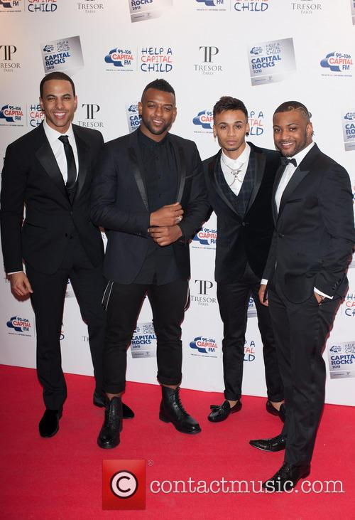 JLS, The Roundhouse