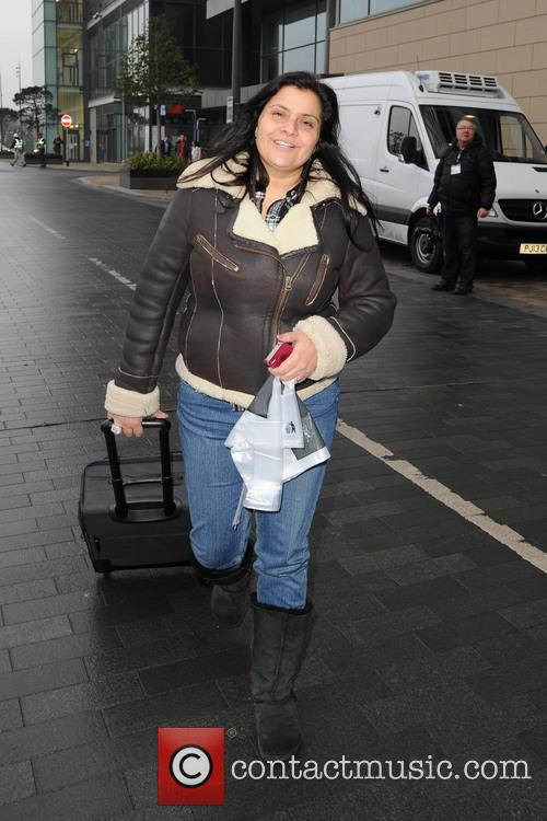 Celebrities at Media City Manchester