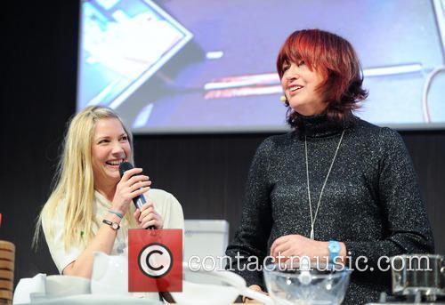 Janet Street Porter and Lisa Faulkner 5