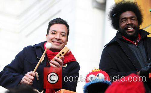 Jimmy Fallon and Questlove 1