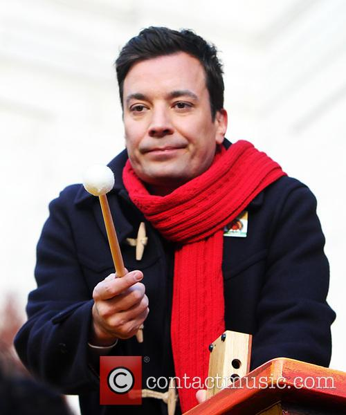 Jimmy Fallon, Macy's Thanksgiving Parade