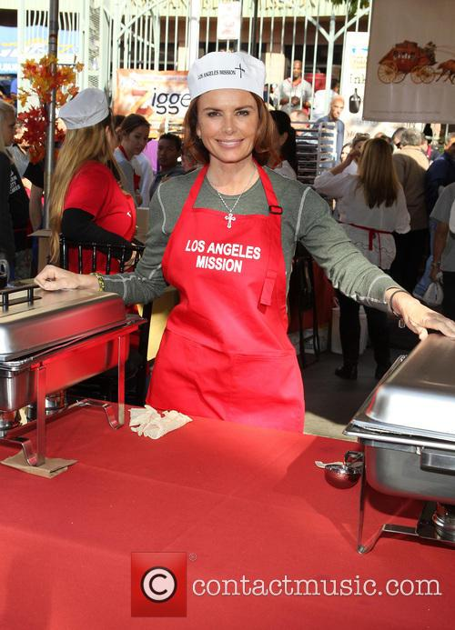 Roma Downey, Los Angeles Mission