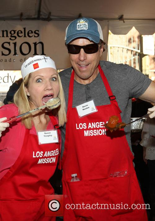 Susan Yeagley and Kevin Nealon 3