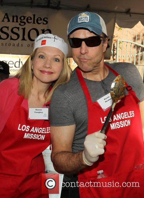 Susan Yeagley and Kevin Nealon 5