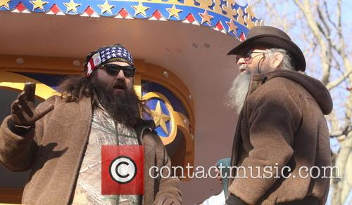duck dynasty 2013 macys thanksgiving day parade 3974509