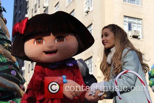 Ariana Grande, Macy's Thanksgiving Parade