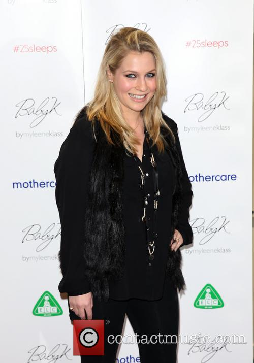 Mothercare VIP Christmas party - Arrivals