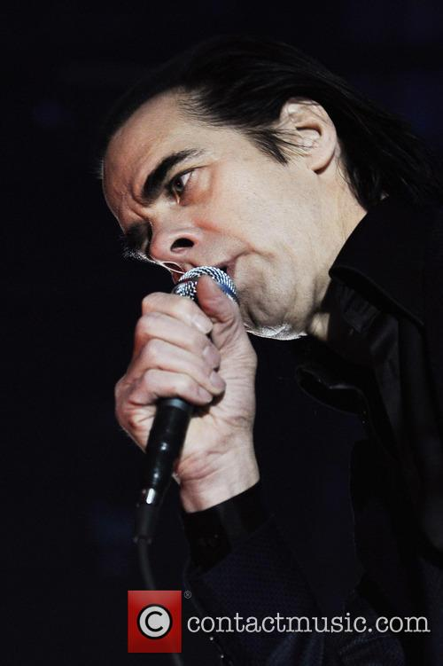 Nick Cave in concert