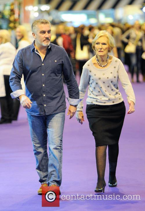 Paul Hollywood and Mary Berry 7