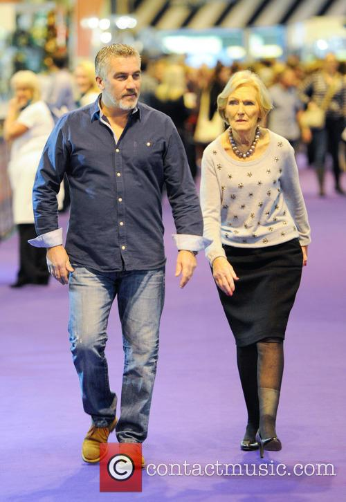 Paul Hollywood and Mary Berry 10