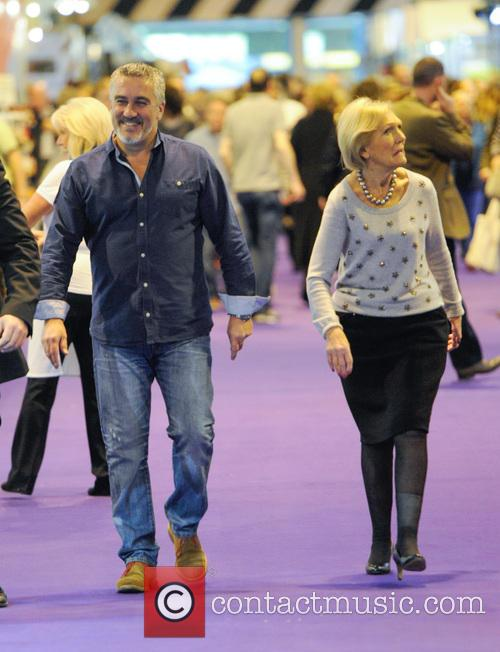 Paul Hollywood and Mary Berry 11