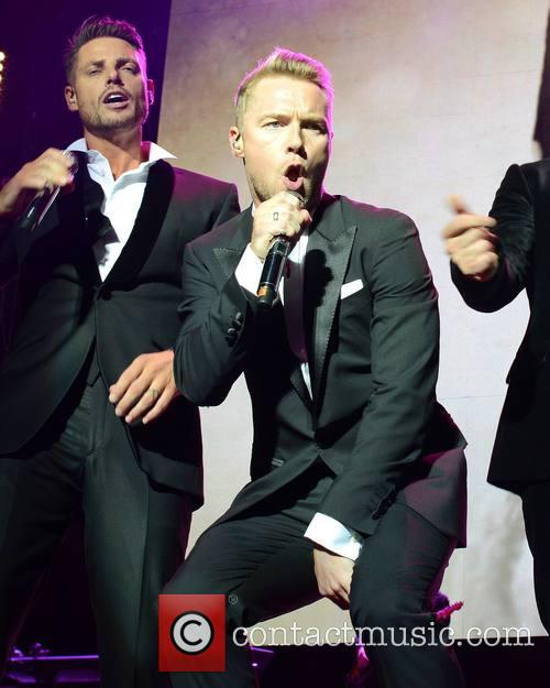Keith Duffy and Ronan Keating - Boyzone 6
