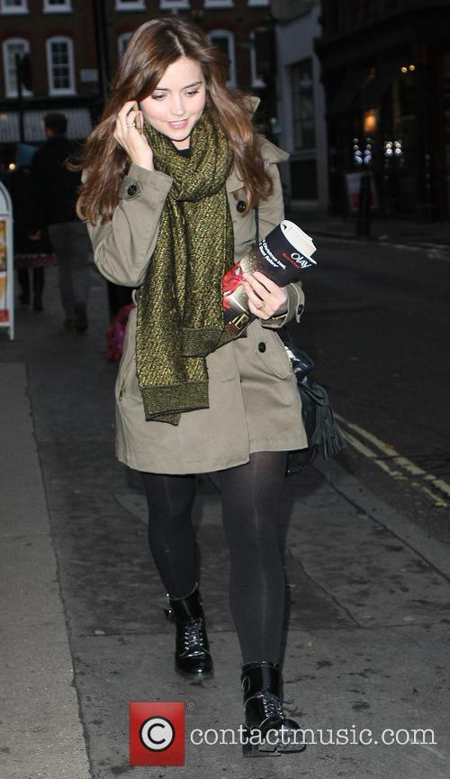 Jenna Louise Coleman, London
