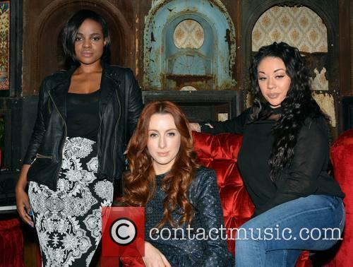 Keisha Buchanan, Siobhan Donaghy and Mutya Buena - Mks 1