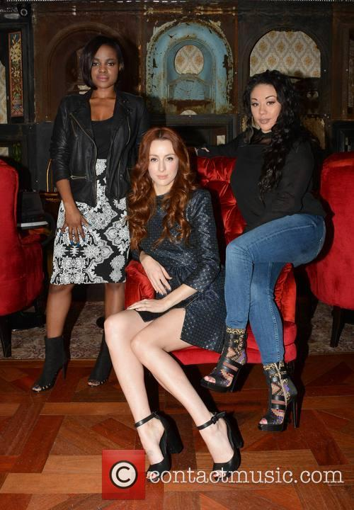 Keisha Buchanan, Siobhan Donaghy and Mutya Buena - Mks 3