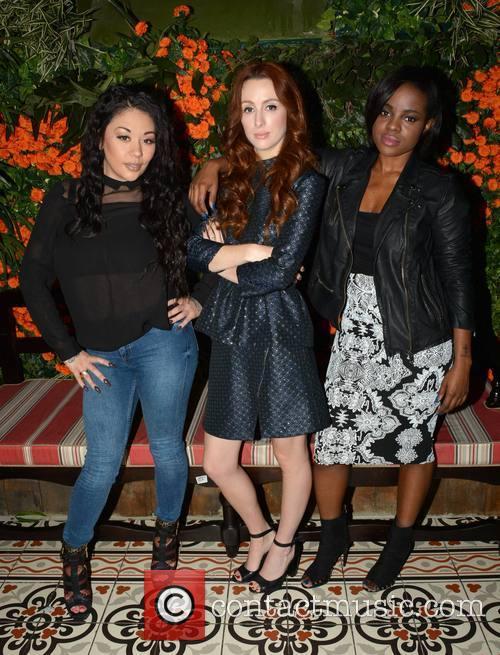 Mutya Buena, Siobhan Donaghy and Keisha Buchanan - Mks 2