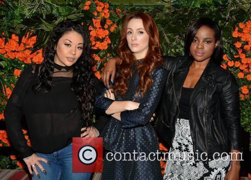 Mutya Buena, Siobhan Donaghy and Keisha Buchanan - Mks 1