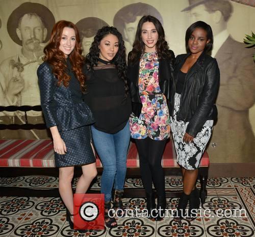 Siobhan Donaghy, Mutya Buena, Michelle Doherty and Keisha Buchanan 1