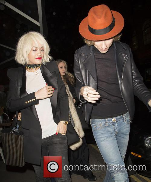 Rita Ora and Kyle De'volle 3