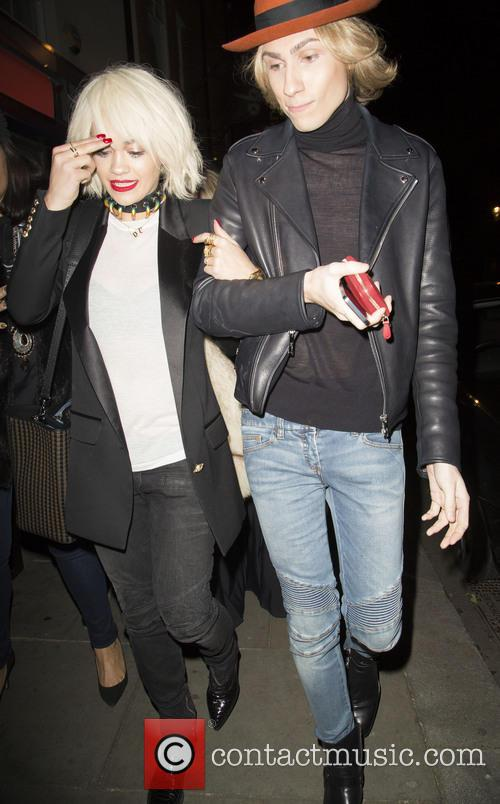 Rita Ora and Kyle De'volle 4