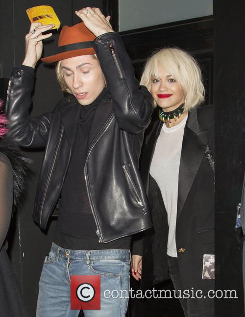 Rita Ora and Kyle De'volle 8