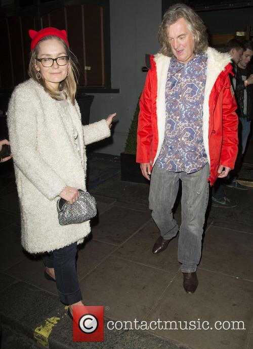 James May and Sarah Frater 8
