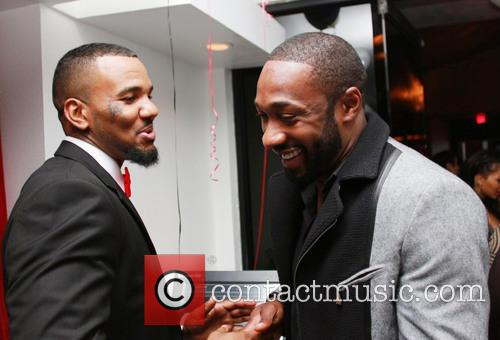 The Game and Gilbert Arenas 7