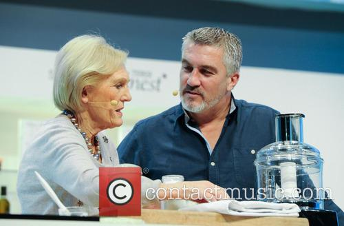 Paul Hollywood and Mary Berry 12