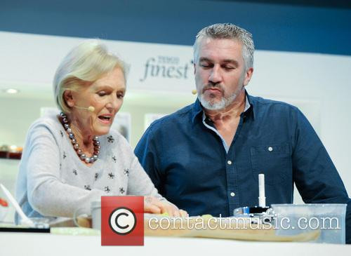 Paul Hollywood and Mary Berry 16