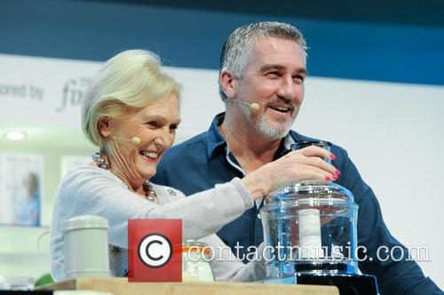 Paul Hollywood and Mary Berry 17