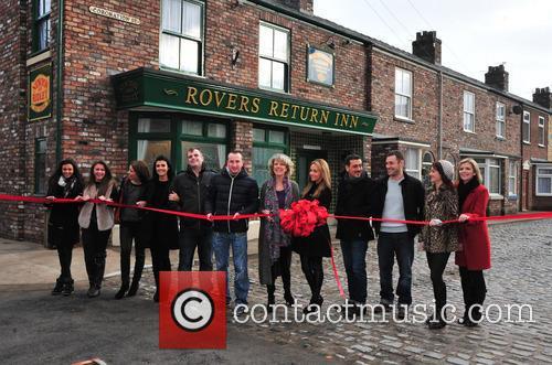 New Coronation Street set revealed