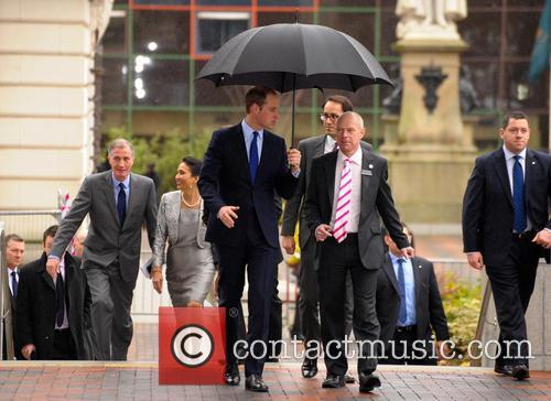 Prince William and Duke of Cambridge 1