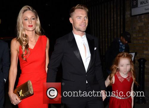 Storm Euchtritz, Ronan Keating and Ali Keating 2