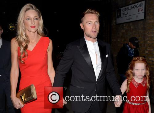 Storm Euchtritz, Ronan Keating and Ali Keating 3