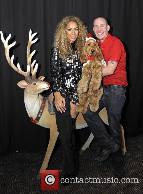 Leona Lewis and Jeremy Joseph 6