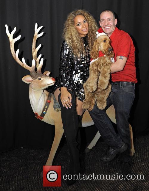 Leona Lewis and Jeremy Joseph 7