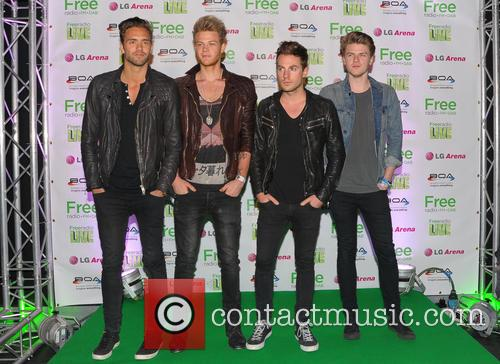 Lawson, Andy Brown, Adam Pitts, Joel Peat and Ryan Fletcher 2