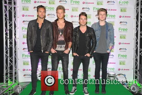 Lawson, Andy Brown, Adam Pitts, Joel Peat and Ryan Fletcher 3